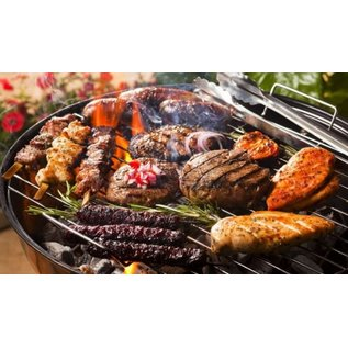 Barbecue buffet 2