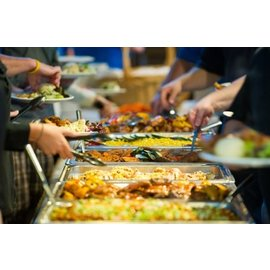 Standaard buffet 2