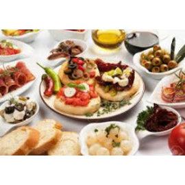 Buffet 'Mediterraans'