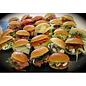 Lunch 3 'Mini broodjes de Luxe'