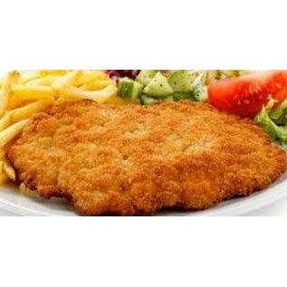 Kipschnitzel bedrijfsmaaltijd