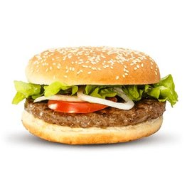 Hamburger frituur (Los)