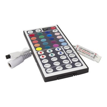 Set: 3CIR1-44 led strip controller + 5 ampère voeding