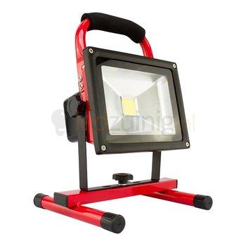 20 watt accu bouwlamp - 6500K - 1400 lumen