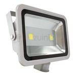 100 watt led bouwlamp met sensor - 6500K - 8250 lumen