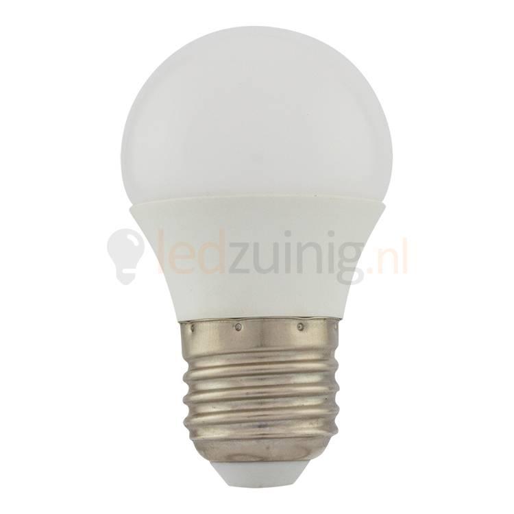 3 Watt E27 Led Lamp   2800K Of 4200K   255 Lumen