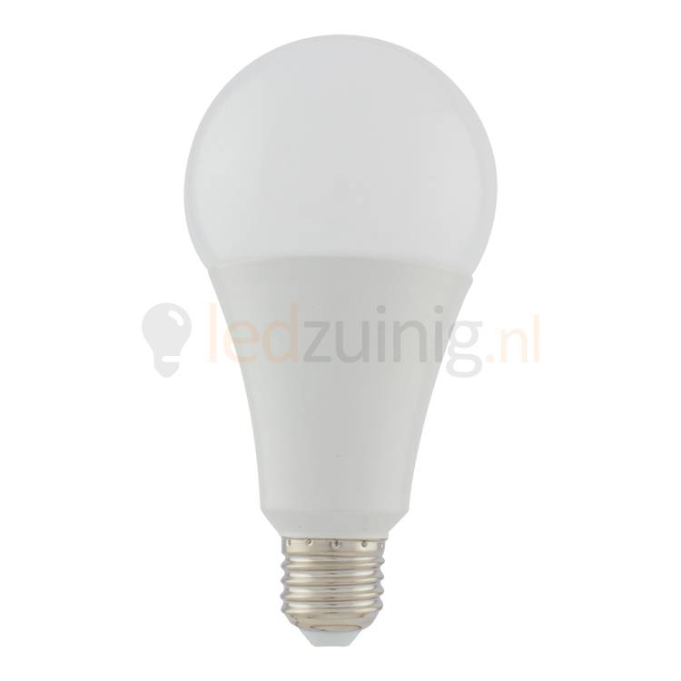 15 watt e27 dimbare led lamp 2800k 1240 lumen