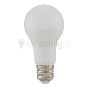 9 watt led lamp - 2800K of 4200K - 815 lumen