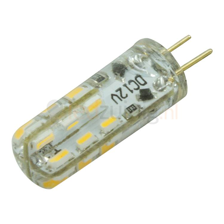 3 watt g4 led lamp 6500k 150 lumen 12 volt