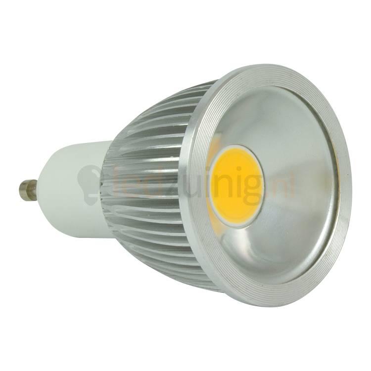 GU10 led spot - 5 watt 300 lumen - Warm-wit - Beste prijs bij ons!