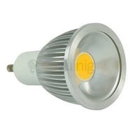 GU10 led spot - 7 watt warm-wit - 400 lumen