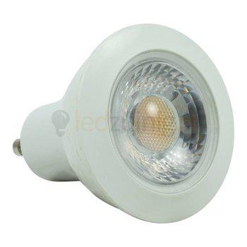 GU10 led spot - 7 watt natuurlijk-wit - 605 lumen