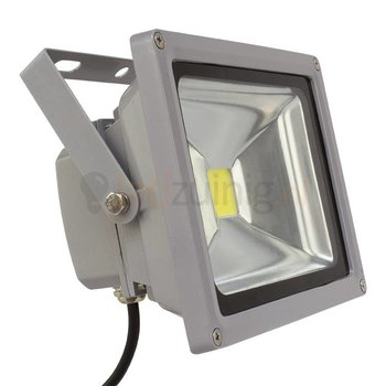 20 watt led bouwlamp - 2800K (warm-wit) - 1650 lumen