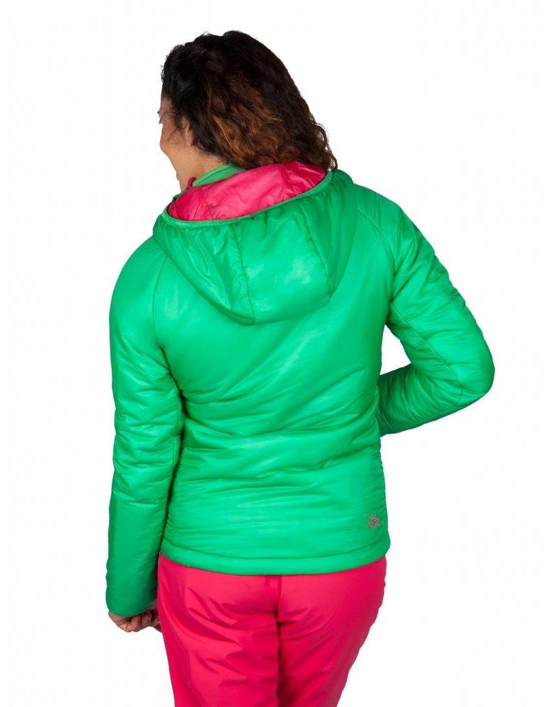Chaqueta de mujer con capucha SHEDIN