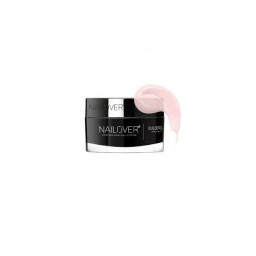 NAILOVER Builder gel Light Pink 15ml
