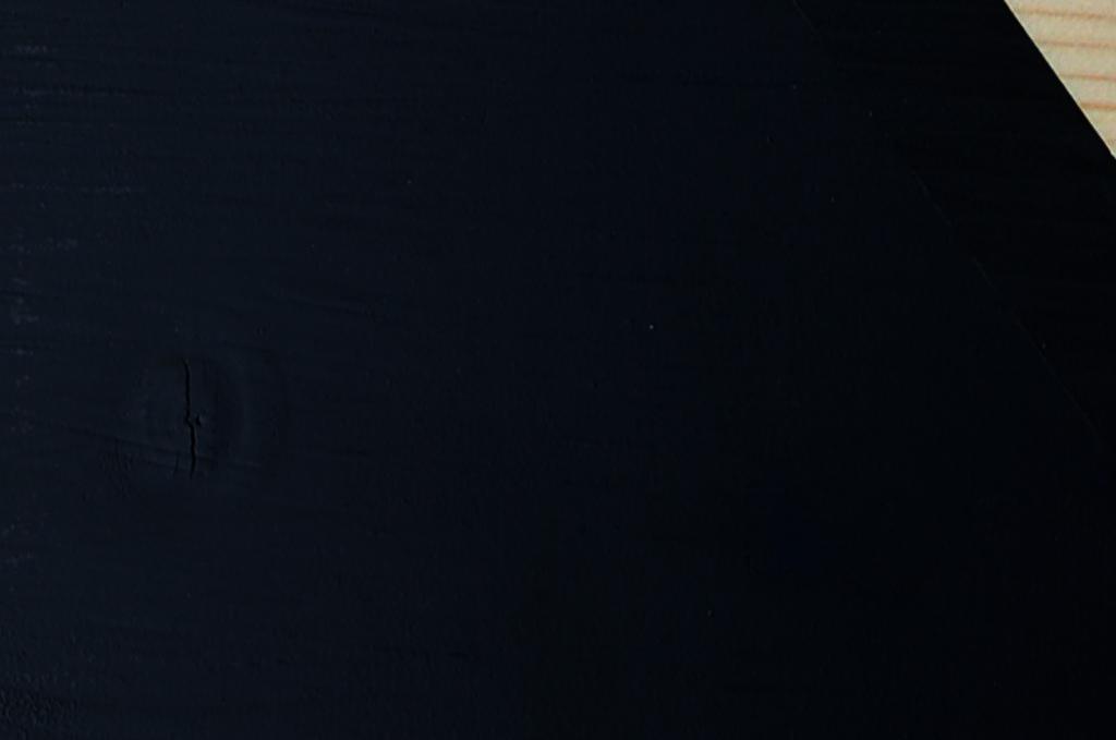 beits zwart dekkend