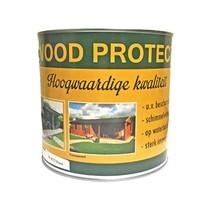 Wood Protect beits dekkend blauwgrijs
