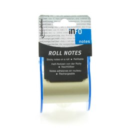 GlobalNotes Roll Notes / Notizzettel auf Rolle