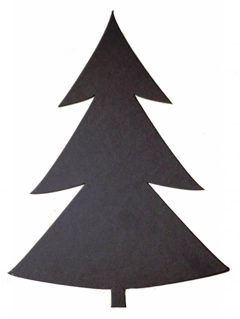 """Datamondial """"die Dicken"""" Weihnachtsset - 25 Tannenbaumkarten mit Gelstift und Stickern"""