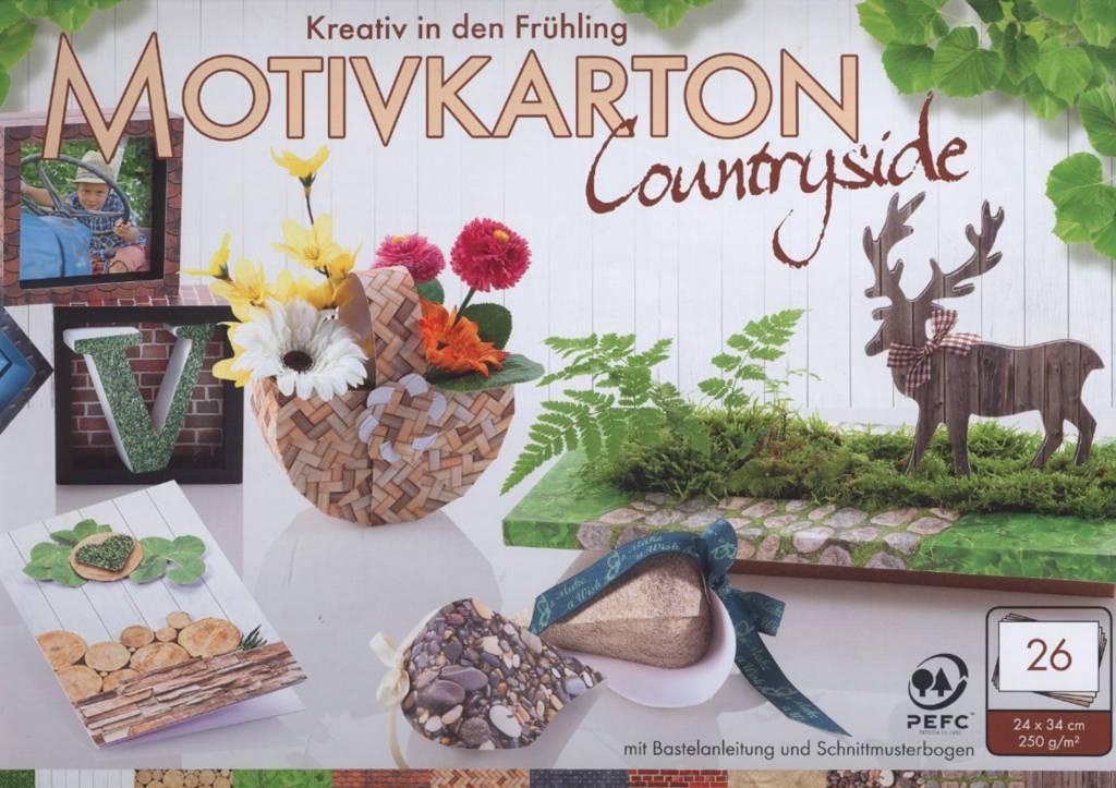 "Folia Folia Motivkarton ""Countryside"""