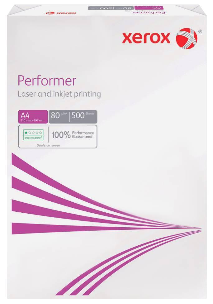 Kopierpapier A4  -  80g  - weiß  - 500 Blatt