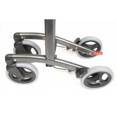 Multimotion lichtgewicht rollator Trollimaster