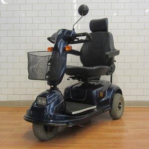 CTM scootmobiel 838 met voetgas