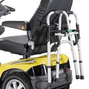 Drive rollator / looprek houder - armsteun