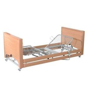 Drive CASA MED Laag met 8 knop handschakel + houtenlatten