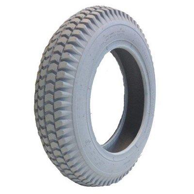 Buitenband 3.00×8 (350×70) grijs, blok