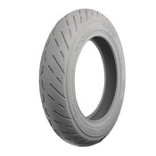 Buitenband 3.00×8 (350×70) grijs, lijnprofiel