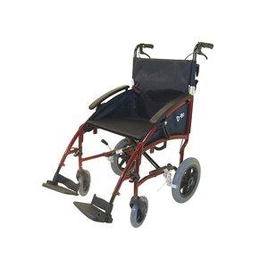 "Drive transport rolstoel D-lite 12,5"""