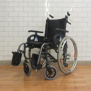 Alu rolstoel Minos
