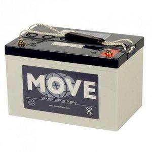 Move scootmobiel accu 12V - 85Ah