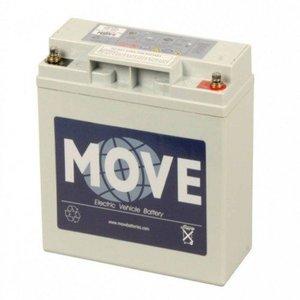 Move scootmobiel accu 12V - 20Ah