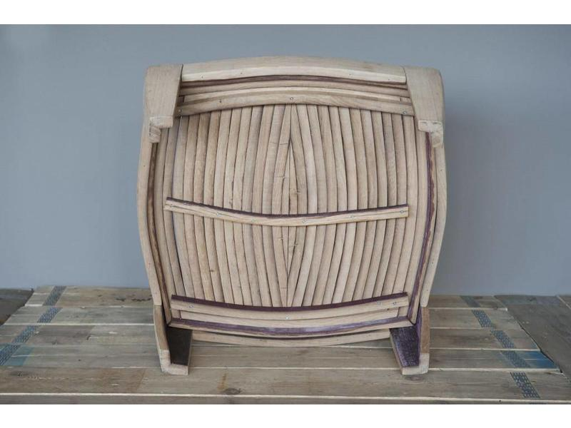 "Wine barrel table ""Beaujolais"""