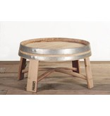 """Barrel Atelier Weinfass-Tisch """"Champagne"""""""