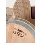 Silla de barril de vino Ilja Gort