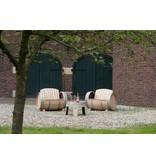 Conjuntos de jardín de barril de vino Ilja Gort