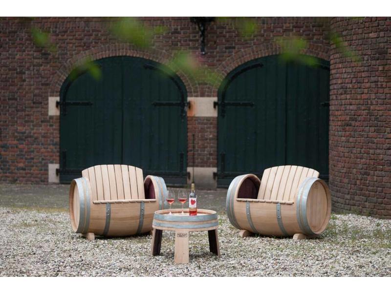 """Weinfass-Stuhl """"Pinot Noir"""""""