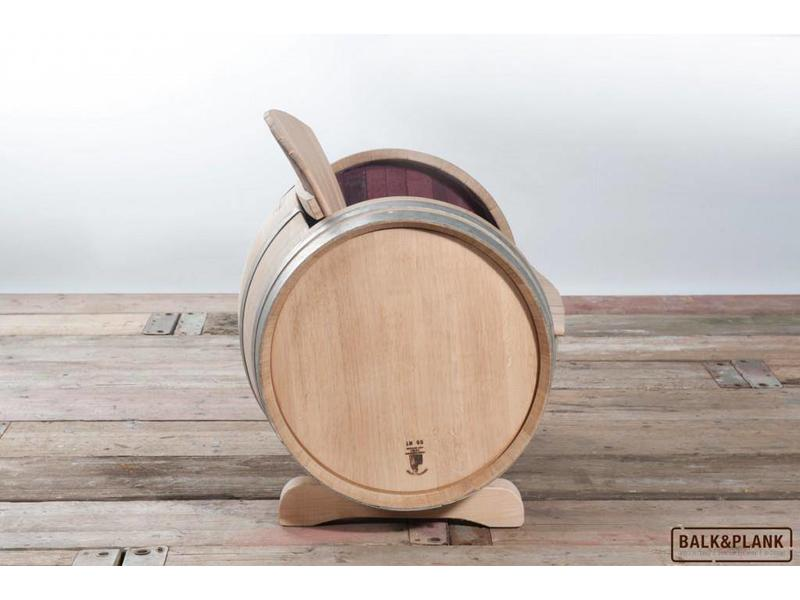 """Wine barrel chair """"Pinot Noir"""""""