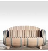 Weinfass-Loungeset XL