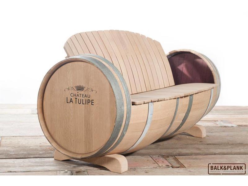 Wijnvat loungeset XL Ilja Gort