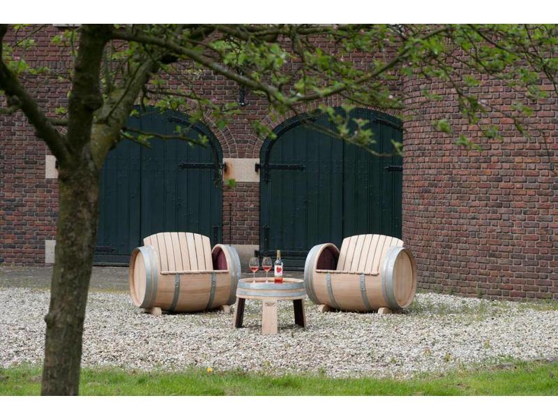 Wijnvat loungeset