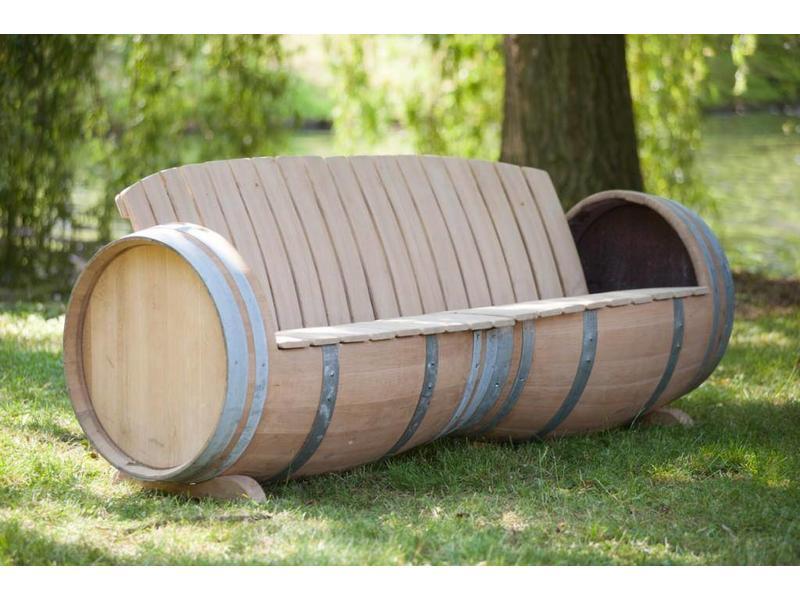 """Barrel Atelier Weinfass-Bank """"Provence"""""""