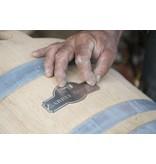 Barrel Atelier Wijnvat kuip met oren