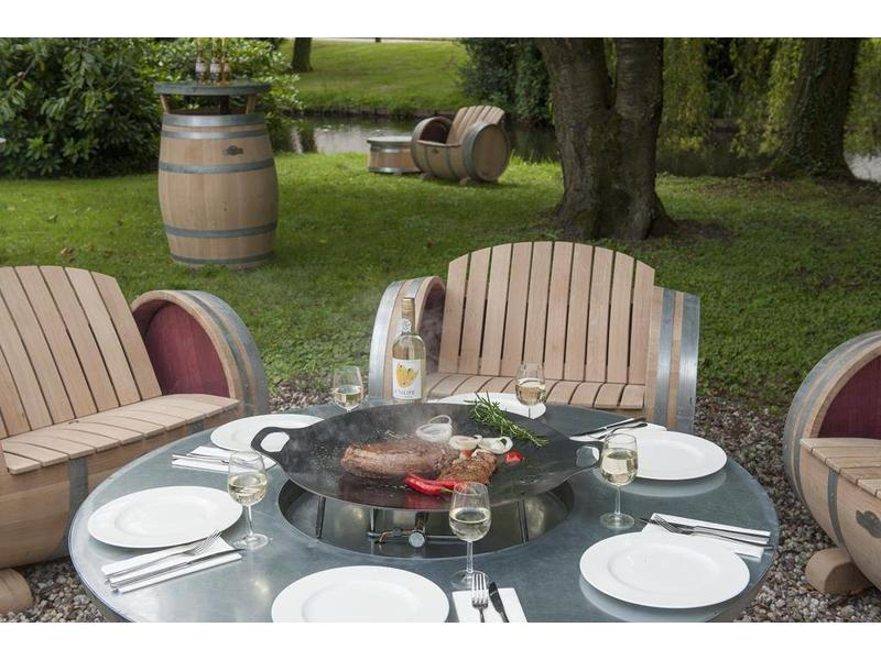 "Mesa barbacoa-grill ""Normande"""