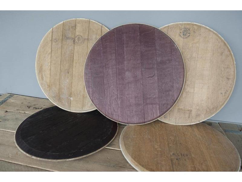 Tapa de barril de vino