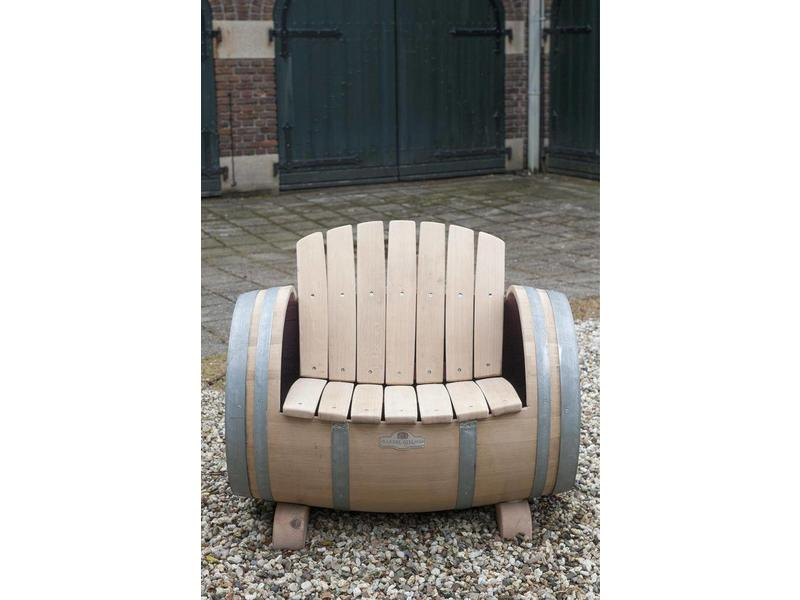 "Barrel chair ""Brandy"""
