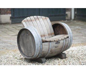 "Silla de barril ""Brandy"""